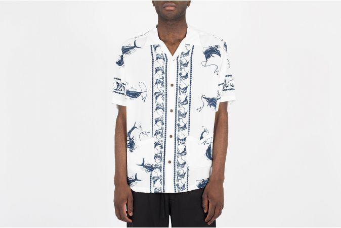 Aloha . Swordfish / R-Shirt . SS