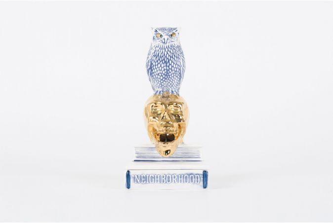 Booze . Owl / CE-Incense Chamber