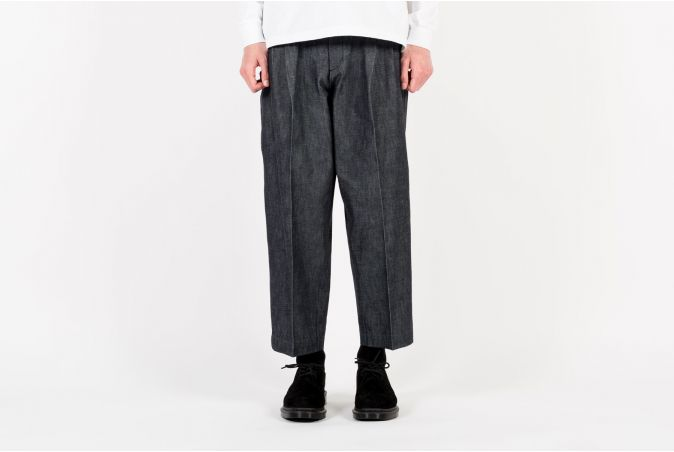 Two Tuck-Denim / C-PT