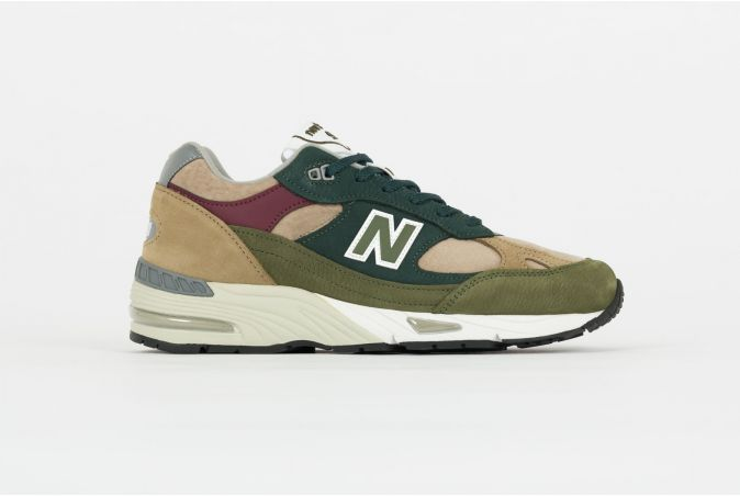 M991NTG 'Made in England' - 'NU BLOCK'