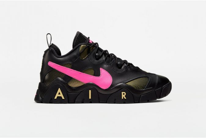 Air Barrage Low QS