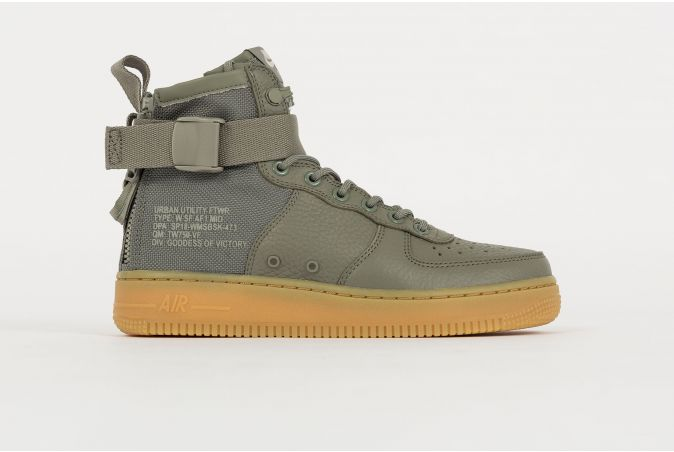 W SF Air Force 1 Mid