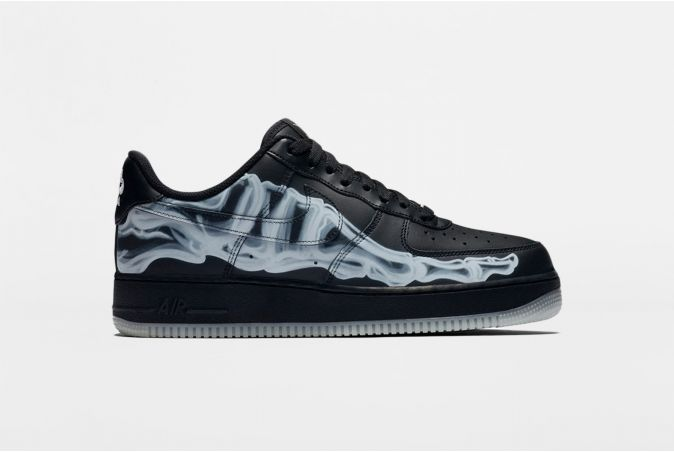 Air Force 1 '07 'Skeleton'