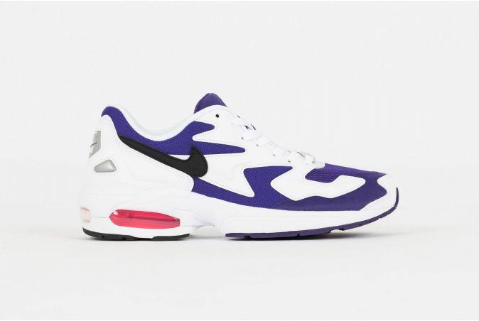 online store ba2ad 7e7e7 Air Max2 Light 'COURT PURPLE'. Nike