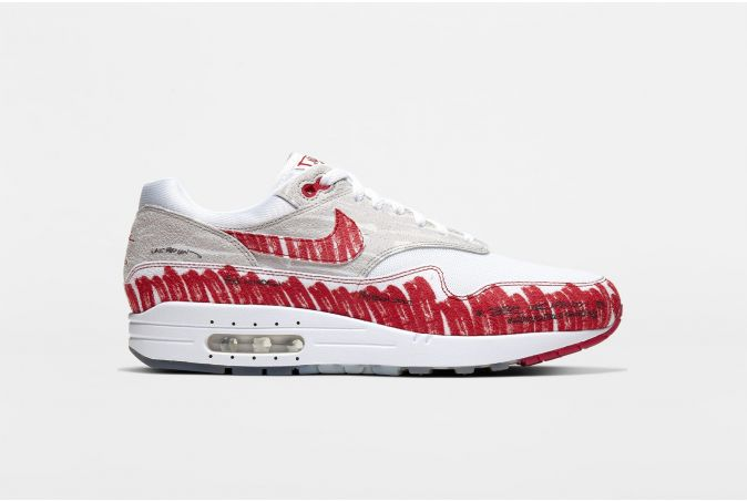 Air Max 1 'Sketch To Shelf'