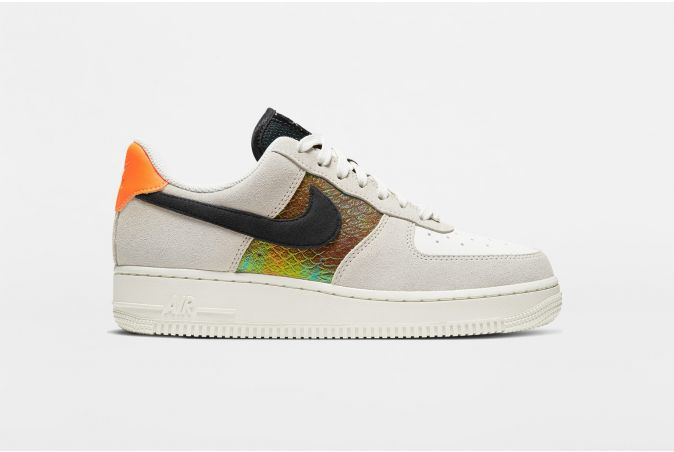 W Air Force 1 Low 'IRIDESCENT SNAKESKIN'