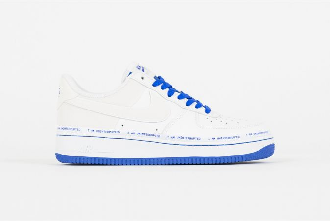 x Uninterrupted Air Force 1 '07 QS 'More Than An Athlete'