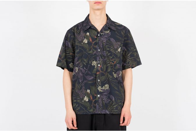 Carsten Print Shirt