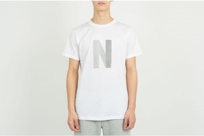 98ab58f805ce Niels Layer Logo T-Shirt. Norse Projects