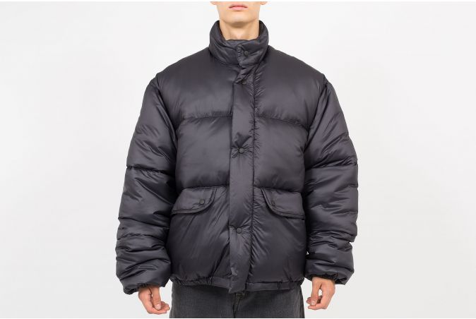 Lenox Jacket Smog Navy Nylon