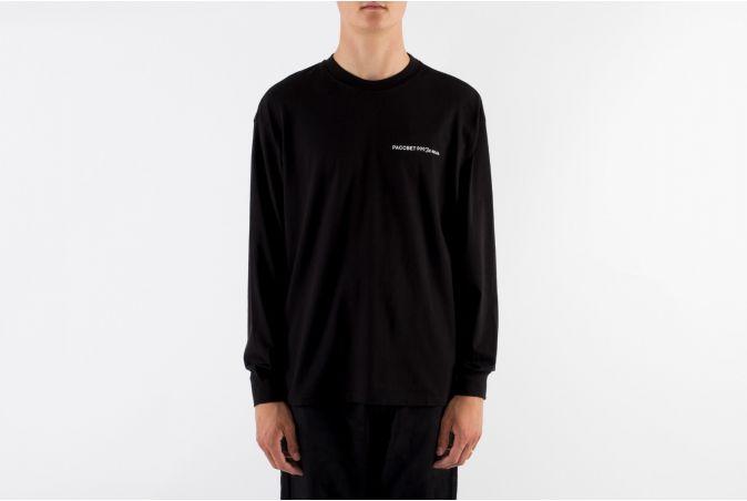 Printed Longsleeve T-Shirt