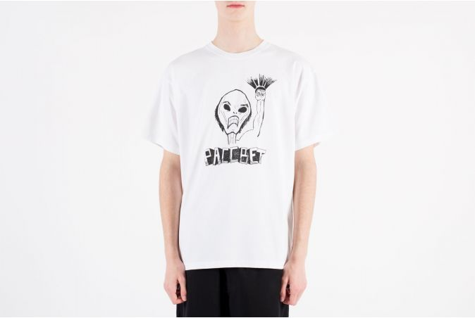 Printed Short Sleeve T-Shirt