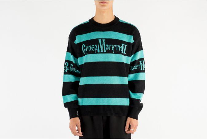 Wool Mogutin Sweater