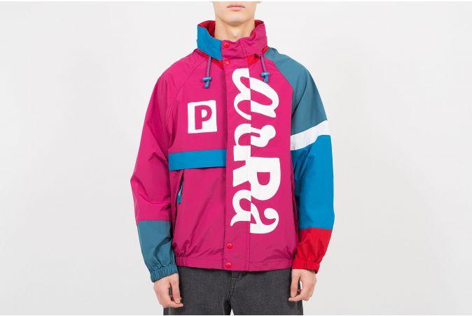 Red Piste Jacket