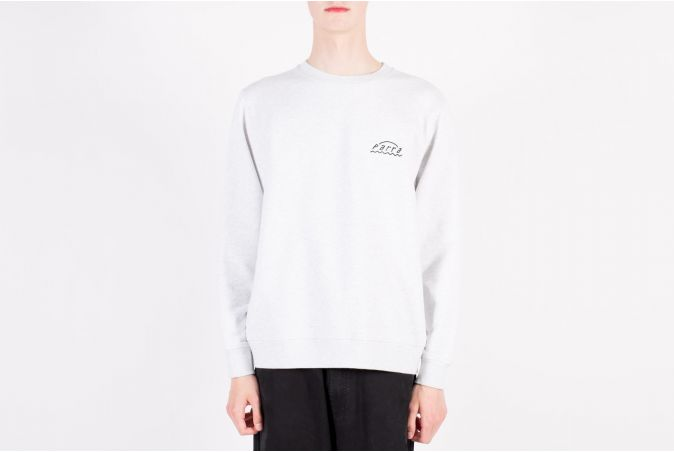 Arch Logo Crewneck Sweatshirt