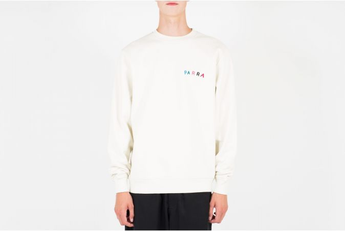Fonts Are Us Crew Neck Sweatshirt