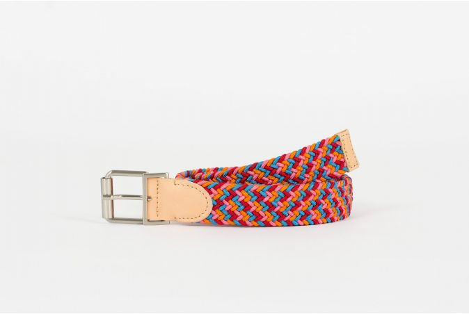 Multicolor Belt