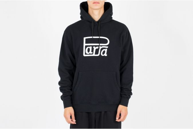 Race Logo Hooded