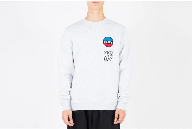 Racing Fox Crew Neck Sweatshirt
