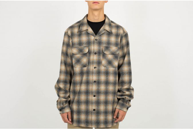 L/S Board Shirt Tall