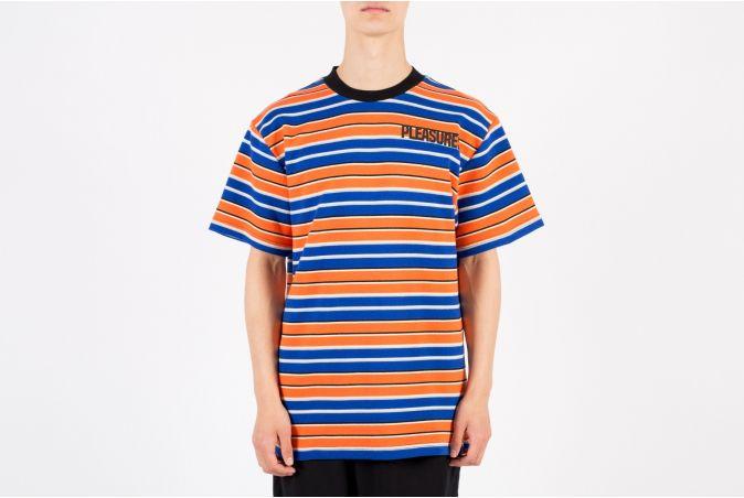 Blue Outlier Short Sleeve Shirt