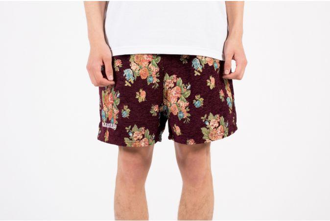Dejavu Woven Floral Shorts