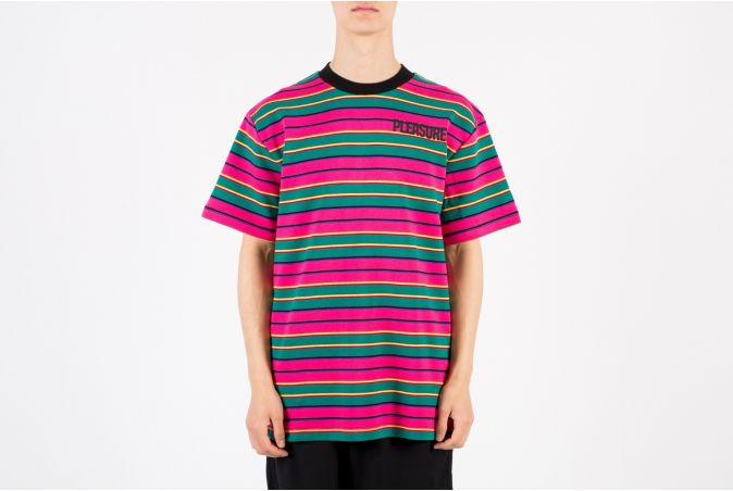 Pink Outlier Short Sleeve Shirt