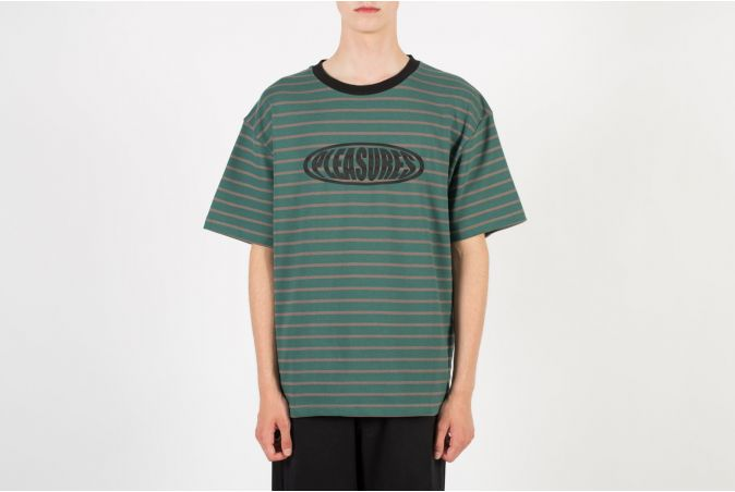 Sports Striped Shirt