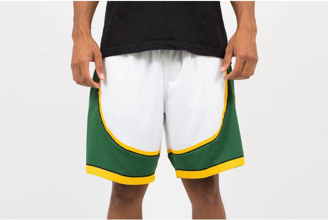 Swingman Shorts - Seattle Supersonics