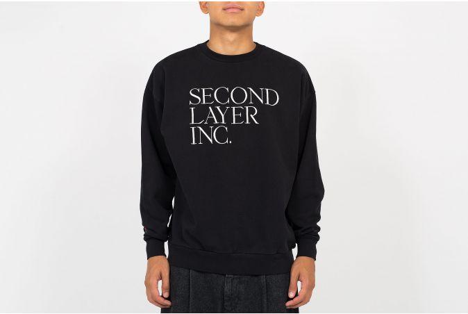 Serif Pullover