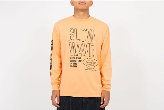 Spiral Long Sleeve T-Shirt