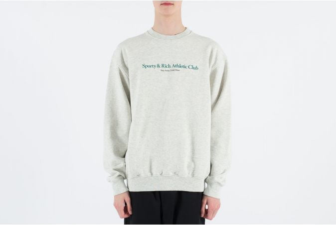 Athletic Club Crewneck