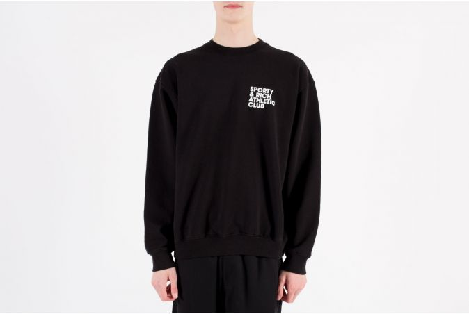 Exercise Often Crewneck