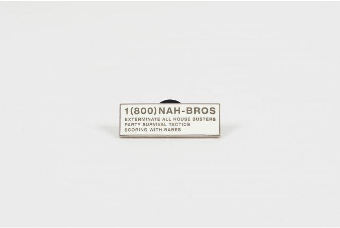 1 Nah-Bros Pin