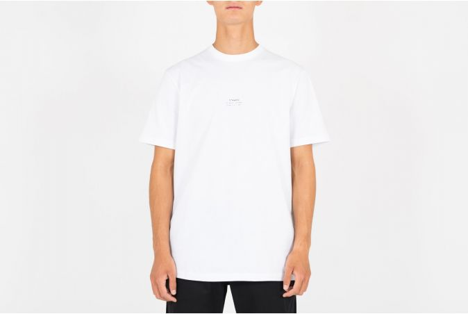 Stacked Logo Tee