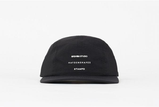 x Arsham Studio x Haydenshapes 5 Panel Camp Hat