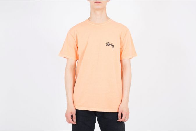 8 Ball pig. Dyed Tee
