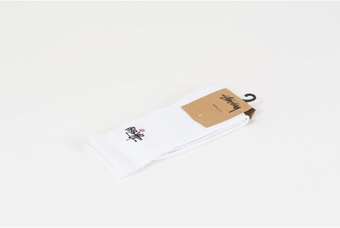 Basic Logo Crew Socks