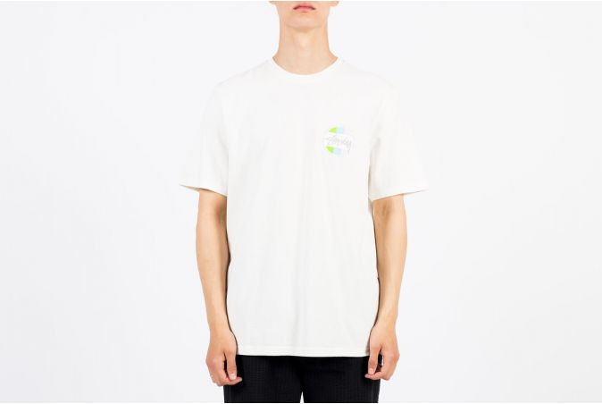 Classic Dot Pig. Dyed Tee