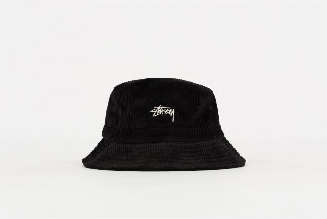 Corudroy Bucket Hat