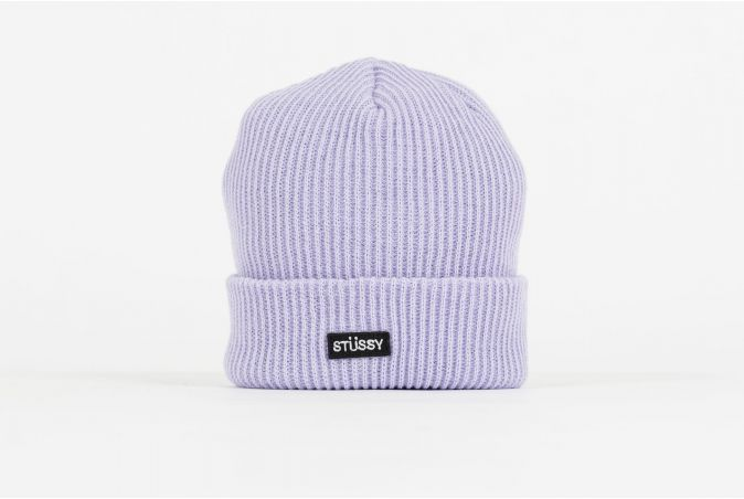 Small Patch Watch Cap Beanie