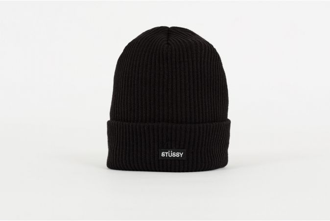 Small Patch Watchcap Beanie