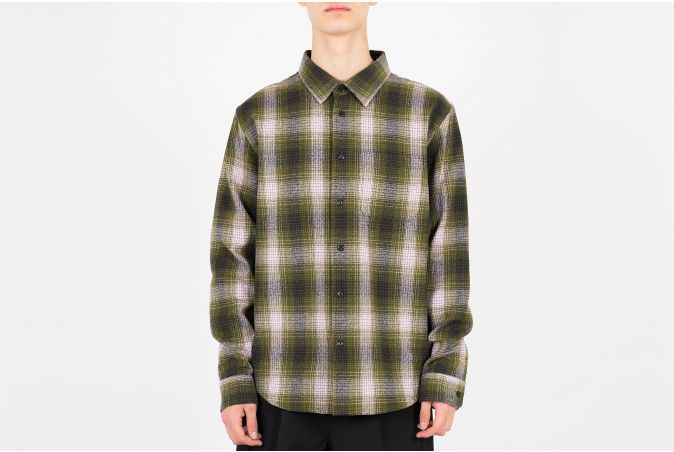 Alton Plaid LS Shirt