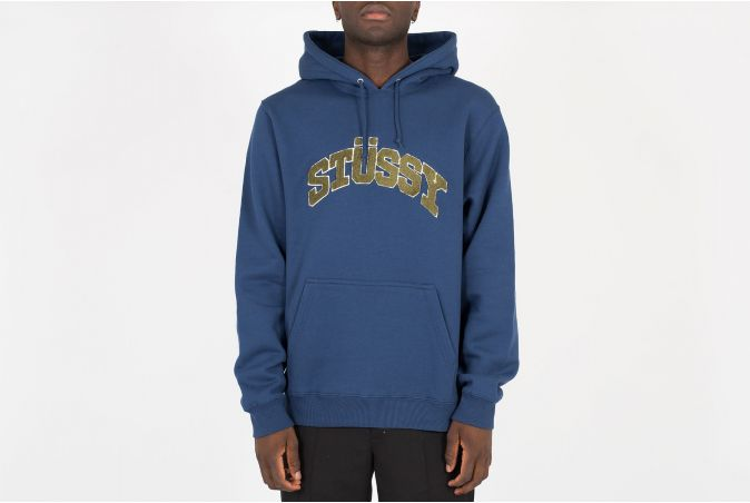 Chenille Arch App. Hoodie