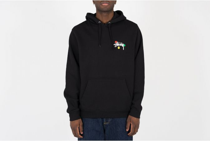 Dot Collage Hoodie