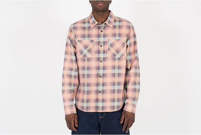 Lawrence Plaid Shirt