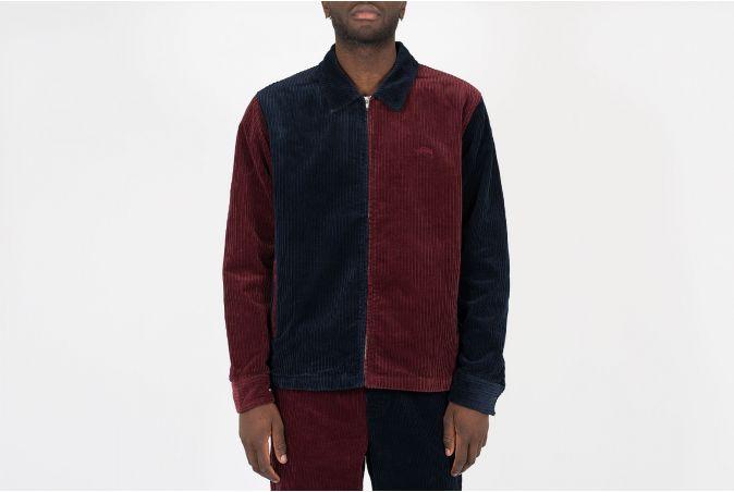 Mix Up Cord Jacket