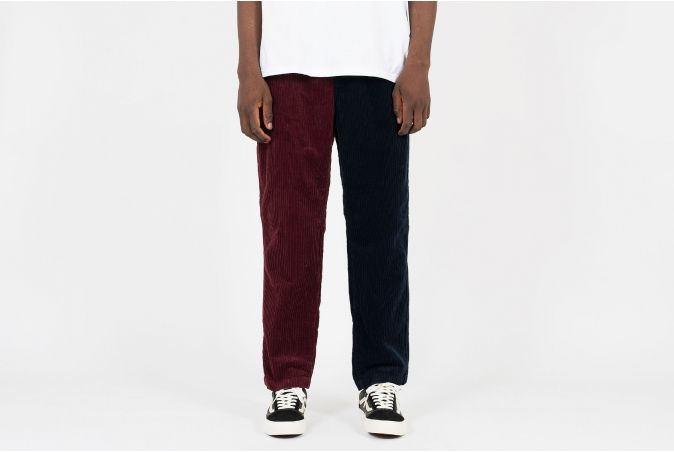 Mix Up Cord Beach Pant