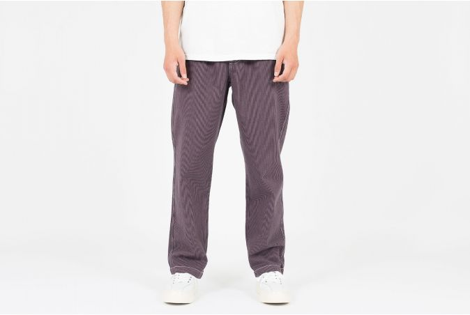 Overdyed Hickory Relaxed Pant