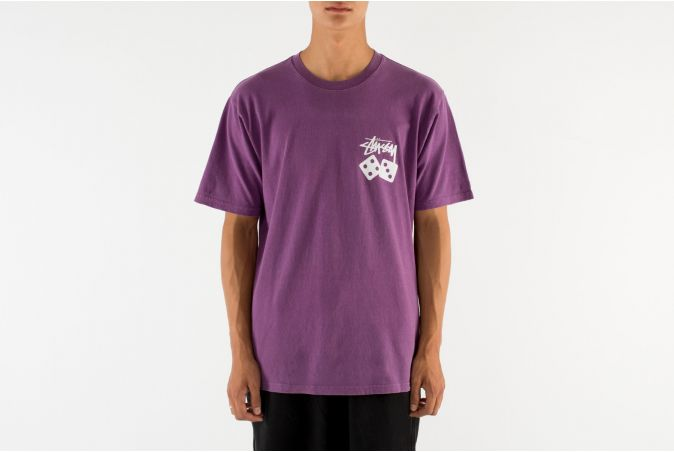 Dice Pig. Dyed Tee